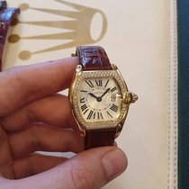 Cartier Roadster Yellow gold 31mm Roman numerals United Kingdom, London