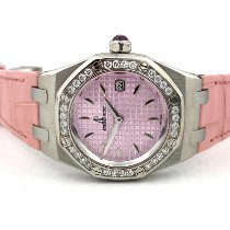 Audemars Piguet Royal Oak Lady Сталь 33mm Розовый