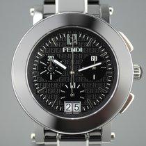 Fendi Steel 38mm Quartz F6611106610G new