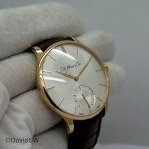 H.Moser & Cie. Venturer Oro rosa Plata