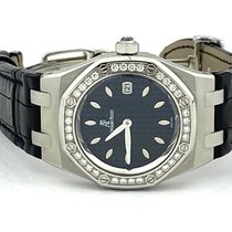 Audemars Piguet Royal Oak Lady Acier 33mm Noir