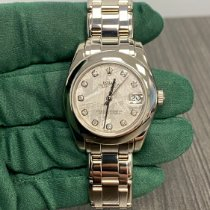 Rolex Lady-Datejust Pearlmaster 81209 usados