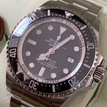 Rolex Sea-Dweller Deepsea Stahl 44mm Schwarz