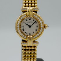 Cartier 881092 Yellow gold 24mm pre-owned United States of America, California, Marina Del Rey