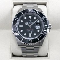 Rolex Sea-Dweller neu 2020 Automatik Uhr mit Original-Box und Original-Papieren 126600