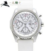 Breitling Bentley GT Steel 43mm White