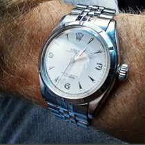 Rolex Bubble Back Steel 34mm White Arabic numerals United States of America, North Carolina, Charlotte