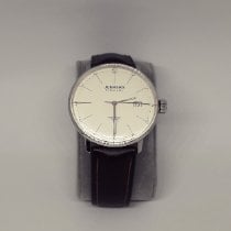 Junkers Steel Automatic Champagne 40mm pre-owned Bauhaus