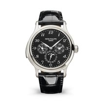 Patek Philippe 5374P-001 Platinum Minute Repeater Perpetual Calendar 42mm new United States of America, New York, New York