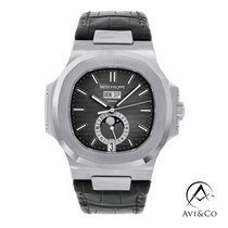 Patek Philippe Nautilus Steel 40mm Black No numerals United States of America, New York, New York