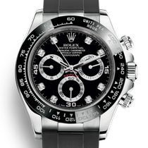Rolex Daytona 116519LNGBK_RUBBER 2020 новые