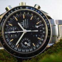 Omega Speedmaster Day Date Steel 39mm Black No numerals United States of America, Hawaii, Honolulu