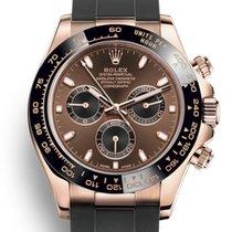 Rolex Daytona 116515LNBRWTBAR_RUBBER 2020 new