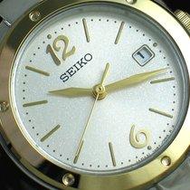 Seiko Aço 25.5mm Quartzo novo