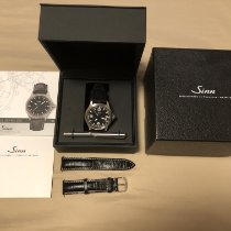 Sinn 556 Steel 39mm Black