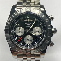Breitling Steel 44mm Automatic AB042011/BB56 pre-owned
