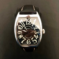 Franck Muller Steel 34mm Automatic 6850 pre-owned