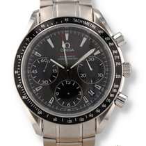 Omega 323.30.40.40.06.001 Steel 2010 Speedmaster Date 40mm pre-owned United States of America, New Hampshire, Nashua