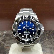Rolex Sea-Dweller Deepsea Stahl 44mm Blau Keine Ziffern Deutschland, Köln