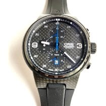Oris Williams F1 Carbone 44mm Noir Arabes France, Le Pecq