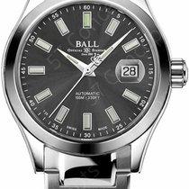 Ball Steel Automatic Grey No numerals 40mm new Engineer III
