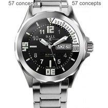 Ball Engineer Master II Diver Steel 42mm Black Arabic numerals
