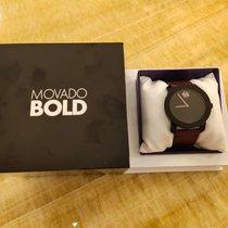 Movado Bold Acier 42mm Gris