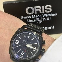 Oris BC4 01 674 7633 4794-07 5 24 58BFC 2015 pre-owned