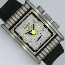 Alain Silberstein Titanium 32mm Automatic pre-owned