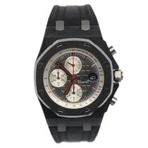 Audemars Piguet Royal Oak Offshore Chronograph Carbone 42mm Gris