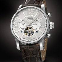 Perigáum Steel Automatic P-1111-AS-W-BRLE new