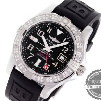 Breitling Avenger II GMT Steel 43mm Black Arabic numerals United States of America, Pennsylvania, Willow Grove