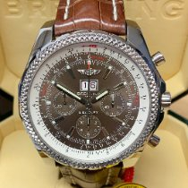 Breitling Bentley 6.75 Acero 48mm Marrón Sin cifras