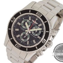 Breitling Superocean Chronograph M2000 Steel 46mm Black No numerals United States of America, Pennsylvania, Willow Grove