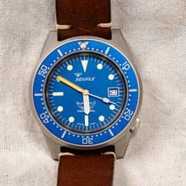 Squale Steel 42mm Automatic 1521 pre-owned United States of America, Pennsylvania, Chadds Ford