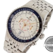 Breitling Montbrillant Légende Steel 47mm White No numerals United States of America, Pennsylvania, Willow Grove
