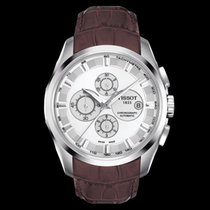 Tissot Couturier T035.627.16.031.00 New Steel 43mm Automatic