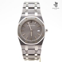 Audemars Piguet Tantal Quarz Grau 33mm gebraucht Royal Oak
