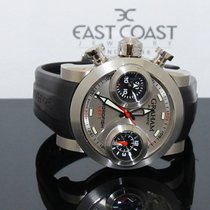 Graham Steel 48mm Automatic 2SWBS.S09L new