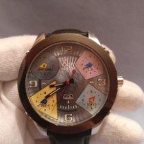 Jacob & Co. Acero 47mm Cuarzo Five Time Zone usados España, Zaragoza