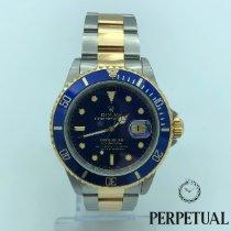 Rolex 16613 Acero y oro 1993 Submariner Date 40mm usados