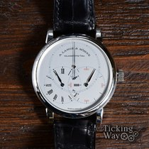 A. Lange & Söhne Richard Lange Platinum 40mm Silver United States of America, California, Irvine