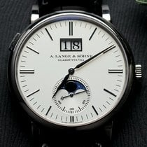 A. Lange & Söhne pre-owned Automatic 40mm Silver Sapphire crystal 3 ATM