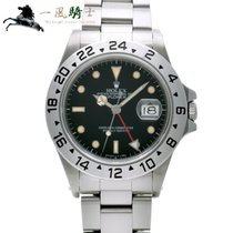 Rolex Explorer II 16550 Fair Steel 40mm Automatic