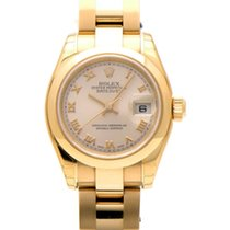Rolex Rose gold Automatic Pink 26mm new Lady-Datejust