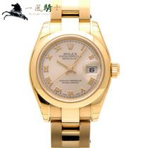 Rolex Lady-Datejust Oro rosa 26mm Rosa
