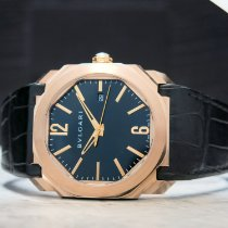 Bulgari Octo Rose gold 41mm Black No numerals United States of America, Florida, Boca Raton