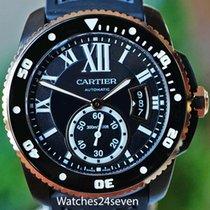 Cartier Calibre de Cartier Diver подержанные