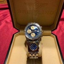 Breitling Chronomat B13352 Gut Gold/Stahl 39mm Automatik Deutschland, Trebur