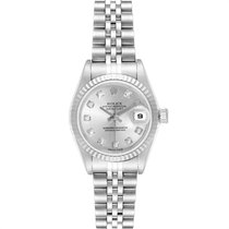 勞力士 Lady-Datejust 鋼 26mm 銀色